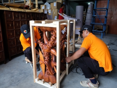 Freight Forwarder Service In Bali
