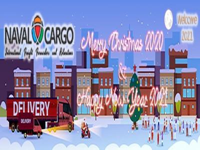 Merry Christmas 2020 & Happy New Year 2021